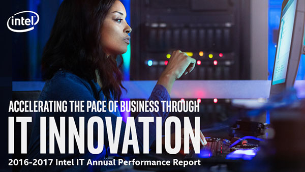 Accelerating the Pace of Business through IT Innovation