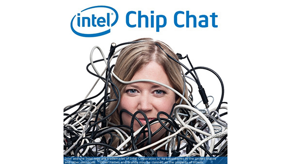 IDT HEVC Compression Optimizes Streaming Media Bandwidth – Intel Chip Chat – Episode 558